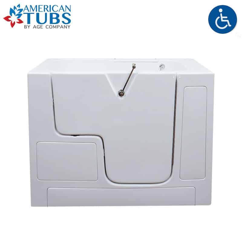 American Tubs LOVE Series 3252 Wheelchair Accessible Walk-in Tub