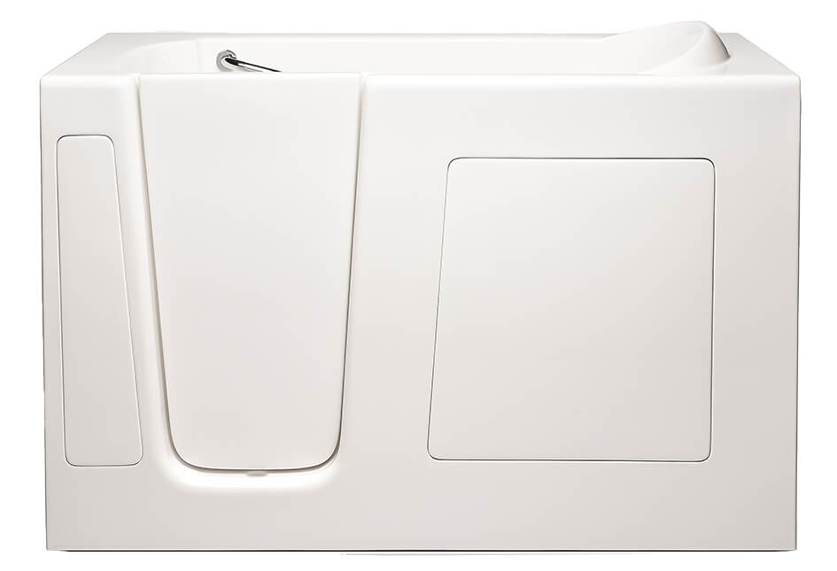 CARE 3060 walk-in tub with door closed