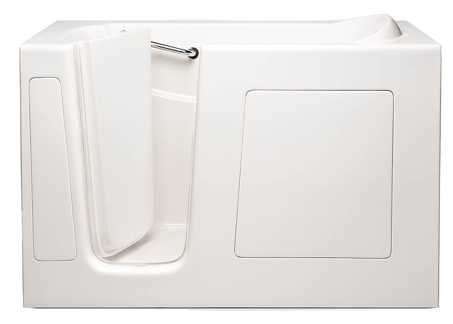 CARE 3060 walk-in tub with door open