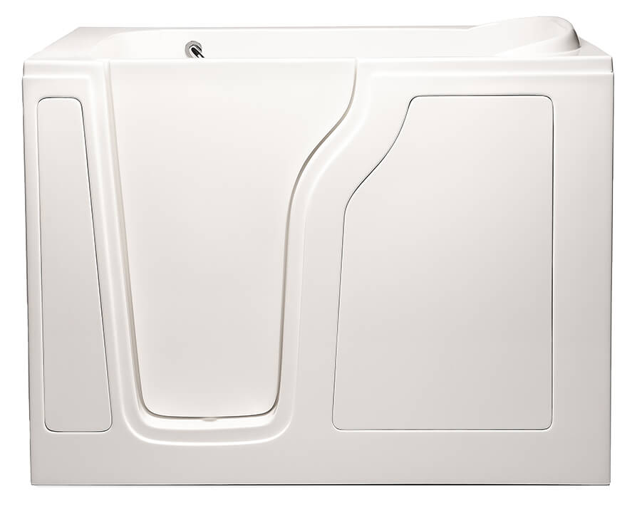 CARE 3355 walk in tub with door closed