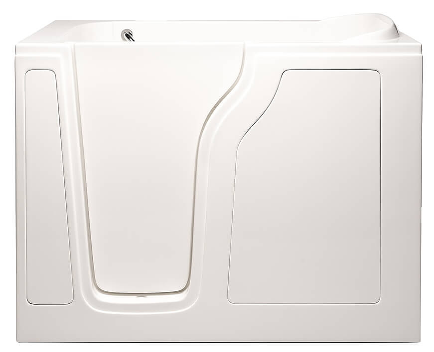 CARE 3555 walk in tub with door closed