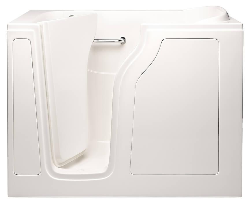 CARE 3555 walk in tub with door open