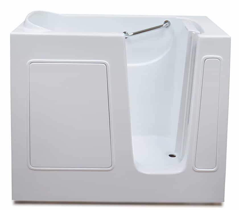 CARE 3048 Walk-in Tub from American Tubs, door open