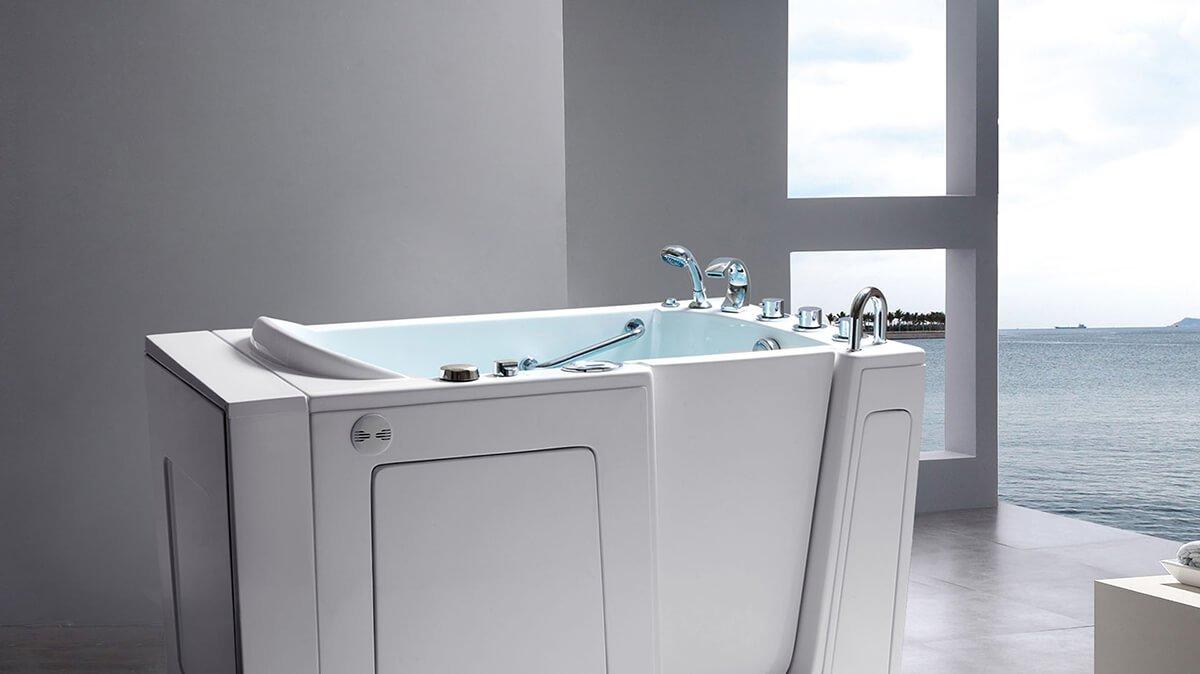 American Tubs walk-in bathtub
