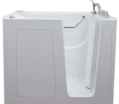 DEep tub cons